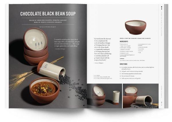 Chocolate Black Bean Soup