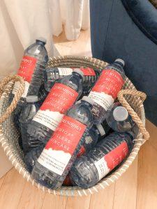 Luminology Branded Water Bottles