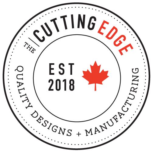 The Cutting Edge Round Seal Logo